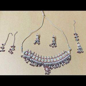 Indian Jewelry Set